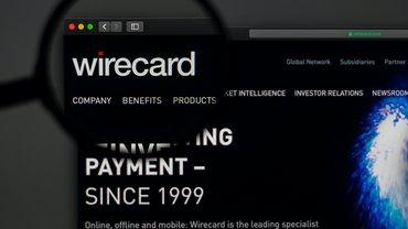 Die Website von Wirecard